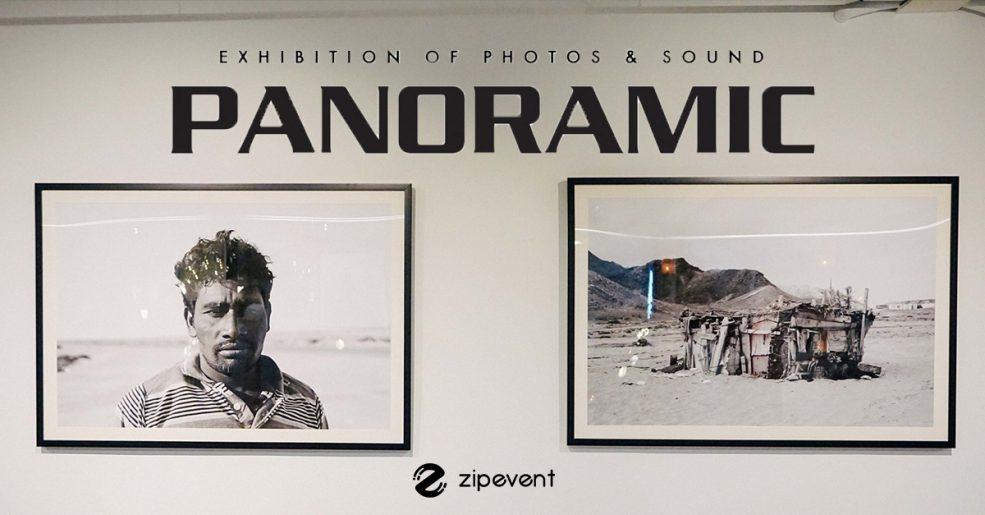 PANORAMIC Exhibition – นิทรรศการแรกของเล็ก Greasy Cafe ที่นำภาพถ่ายและเสียงมารวมกัน