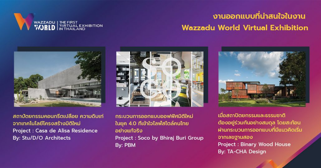 Wazzadu World Virtual Exhibition