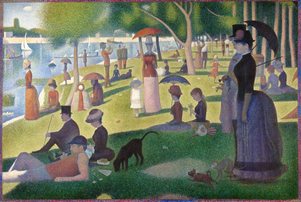 The Impressionists อีเว้นท์ เดือน มีนาคม