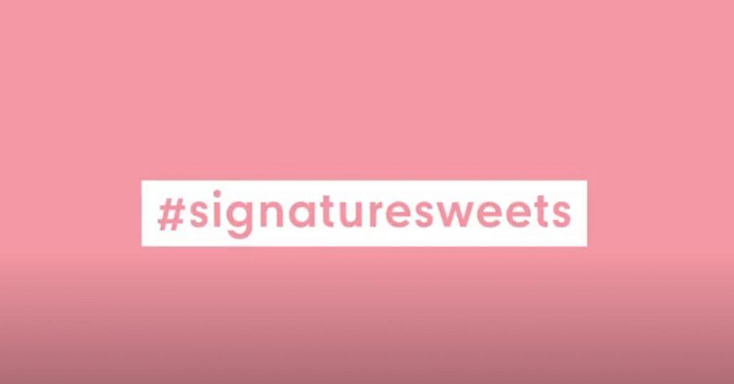 Signature Sweets 2021 ของหวาน เซ็นทรัล
