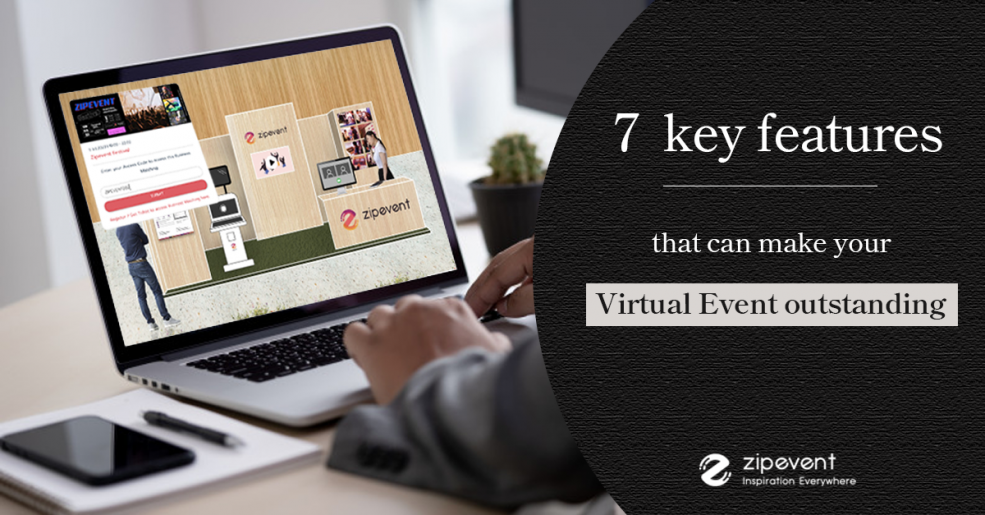 7 key features that can make your Virtual Event outstanding