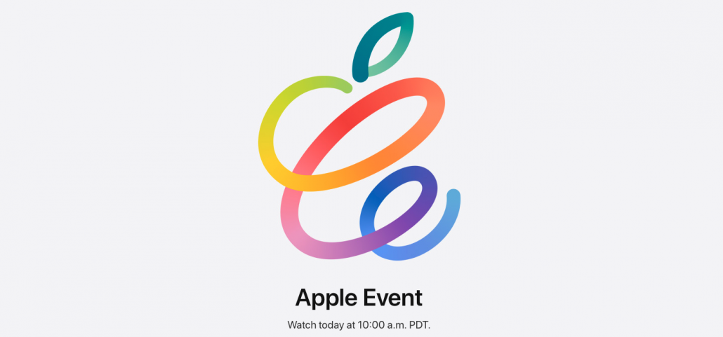 Apple Event Spring loaded