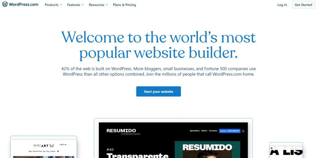 ทำเว็บไซต์