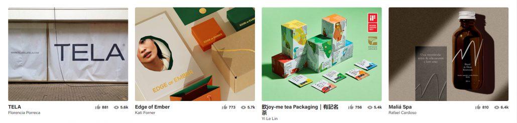 เว็บไซต์รวมไอเดีย Packaging