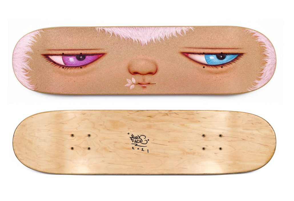 Skateboard Series 2021