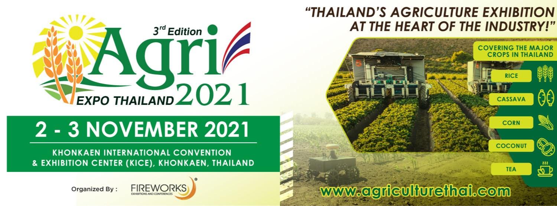 Agri Expo Thailand 2021 Zipevent
