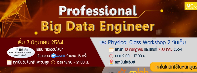 Professional Big Data Engineer Zipevent
