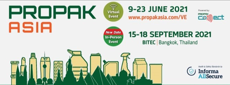 ProPak Asia Virtual Exhibition Zipevent