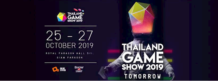 Thailand Game Show 2019 Zipevent
