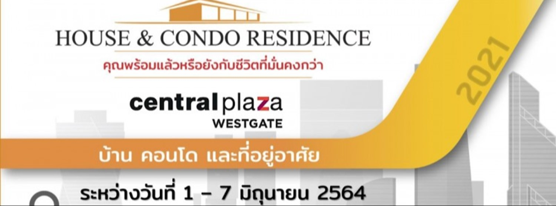House & Condo Residence@centralplaza Westgate Zipevent