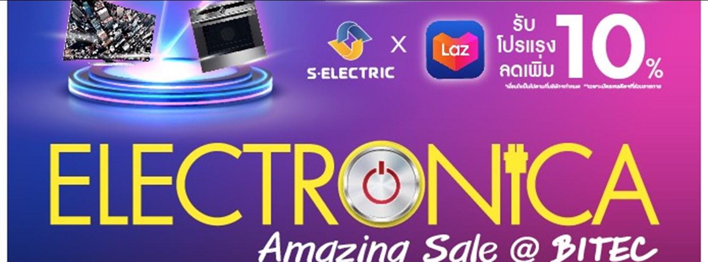 Electronica Amazing Sale Zipevent
