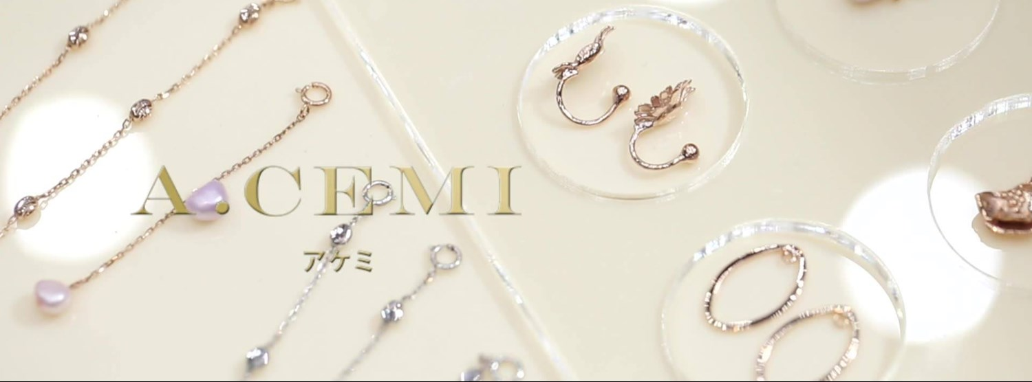 A.cemi jewelry x Zipevent Special Promotion Zipevent