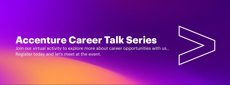 Accenture Career Talk Series #01  Zipevent