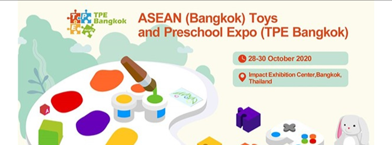 ASEAN (Bangkok) Toys & Preschool 2020 Zipevent