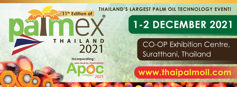 Palmex Thailand 2021 Zipevent