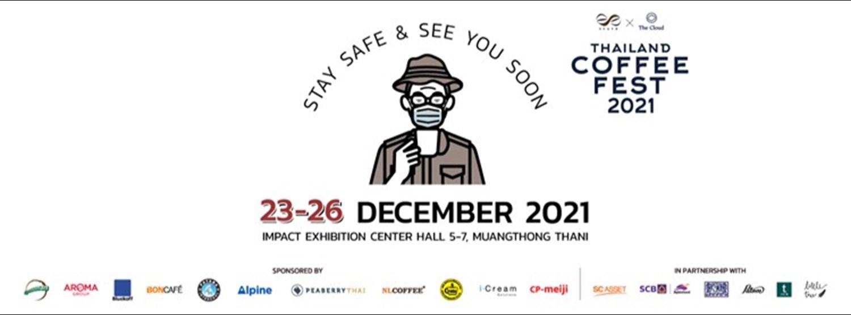 Thailand Coffee Fest 2021 : Information Zipevent