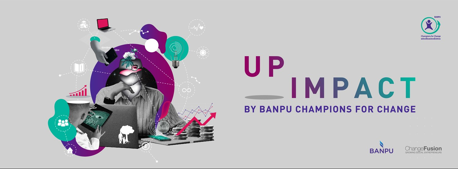 UpImpact by Banpu Champions for Change Zipevent