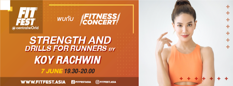 STRENGTH AND DRILLS FOR RUNNERS BY KOY RACHWIN Zipevent