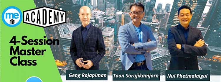 สัมมนา Global Business Platform - Master Class Series  Zipevent
