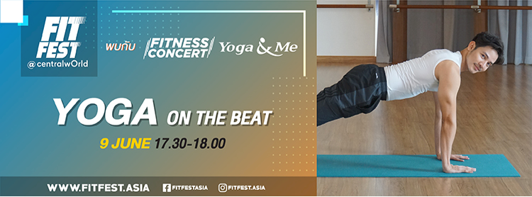 YOGA ON THE BEAT BY YOGA ME Zipevent