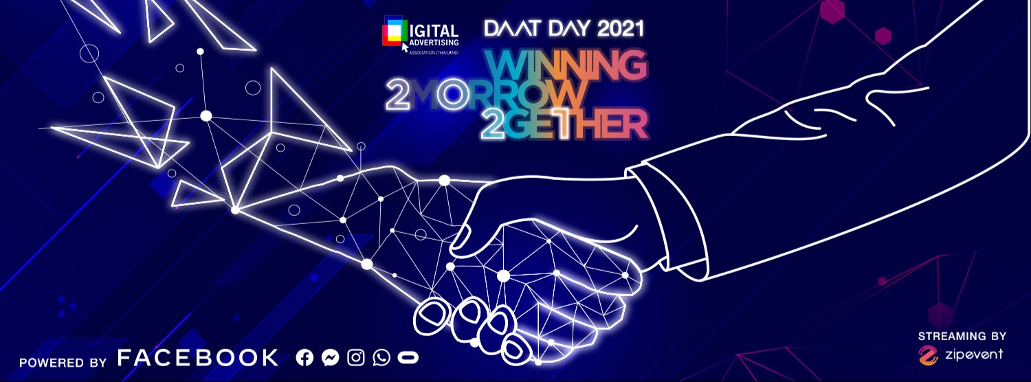 DAAT DAY 2021 - Winning Tomorrow Together Zipevent