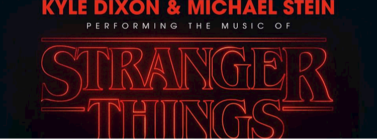 Kyle Dixon & Michael Stein performing Stranger Things music Zipevent