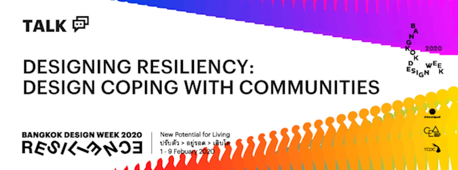 Designing resiliency: Design coping with communities  Zipevent