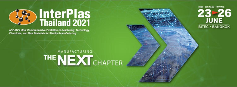 InterPlas Thailand 2021 / อินเตอร์พลาส ไทยแลนด์ 2021 Zipevent
