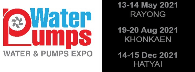 Water & Pumps Expo 2021 @Khonkaen Zipevent