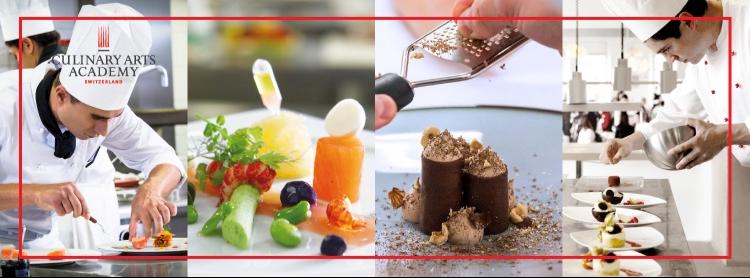 """งานสัมมนา """"ศึกษาต่อด้านศิลปะการทำอาหาร"""" By THE BEST Culinary School in Switzerland Zipevent"""
