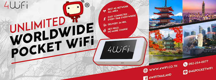 4WIFI Coupon for TITF Fair'2020 Zipevent
