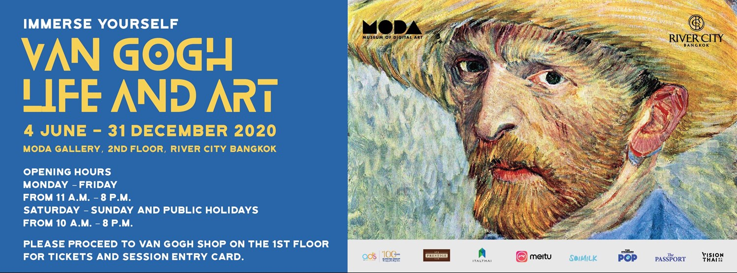 Van Gogh. Life and Art Zipevent