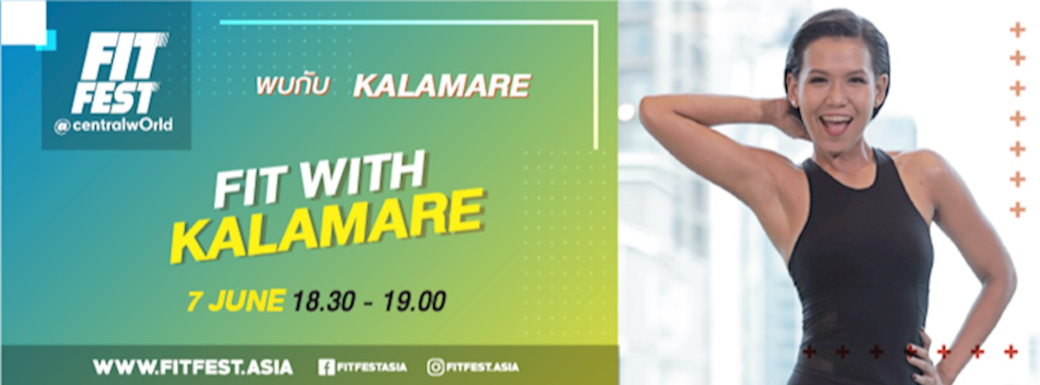 FIT WITH KALAMARE Zipevent