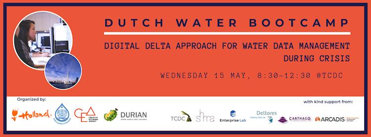 ภารกิจพิชิตปัญหาน้ำ (Dutch Water Bootcamp) Zipevent