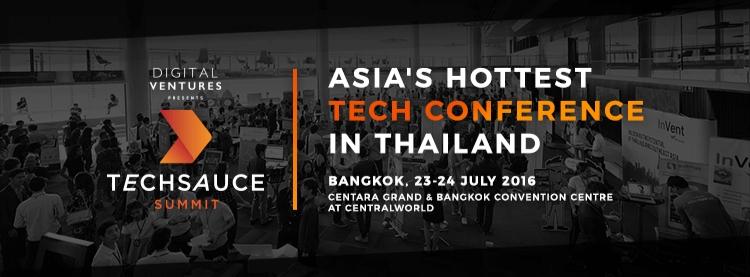Techsauce Summit Zipevent