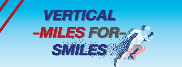 Vertical Miles For Smiles Zipevent