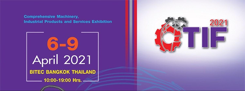 Thailand Industrial Fair 2021 Zipevent
