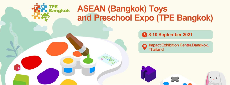 ASEAN (Bangkok) Toys & Preschool 2021 Zipevent