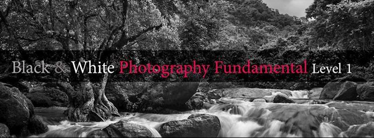 Black & White Photography Fundamental Level 1 Zipevent