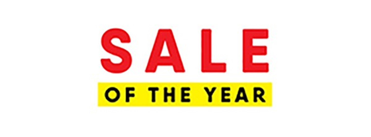 SALE OF THE YEAR 2021 Zipevent