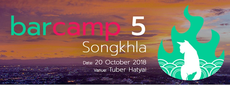 BarCamp Songkhla #5 Zipevent