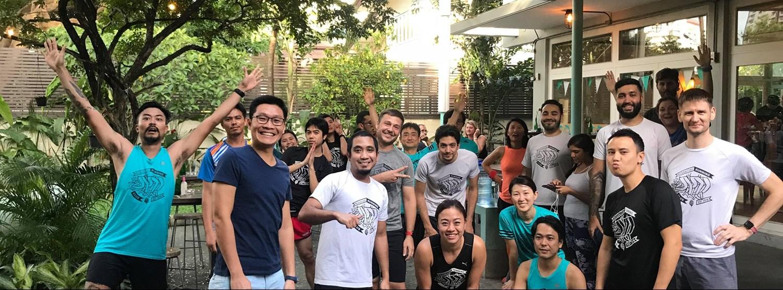 Mikkeller Running Club Bangkok #65 Zipevent
