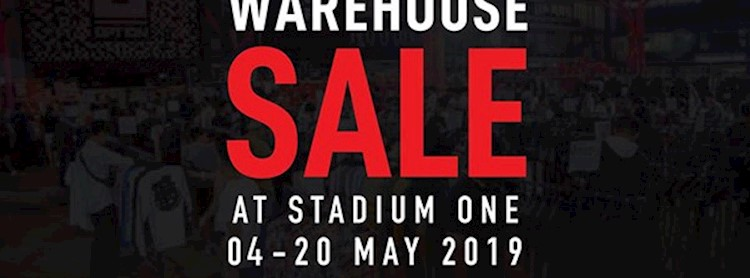 "CARNIVAL ""Warehouse Sale"" 2019 Zipevent"