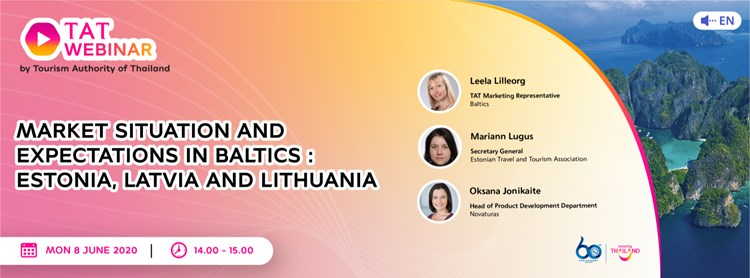 (REPLAY) Market Situation and Expectations in Baltics : Estonia, Latvia and Lithuania Zipevent