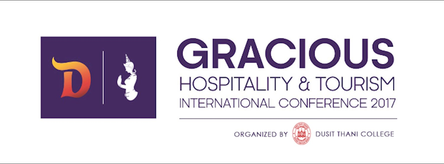 Gracious Hospitality and Tourism Conference Zipevent