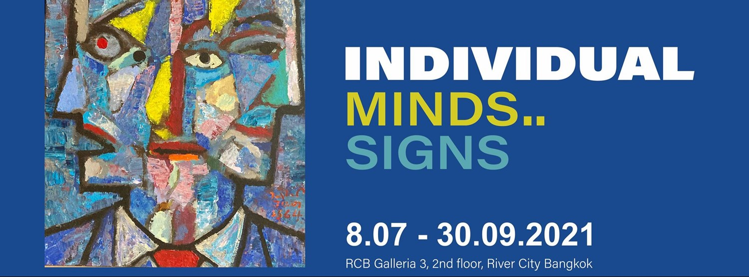 Individual minds..Individual signs Zipevent