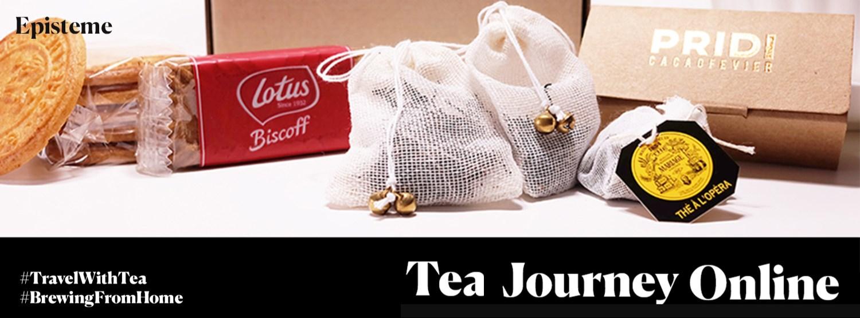 Tea Journey Online & Tea Kit Zipevent