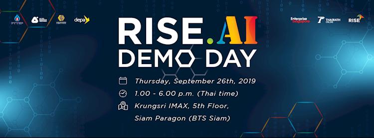 RISE.AI Demo Day Zipevent