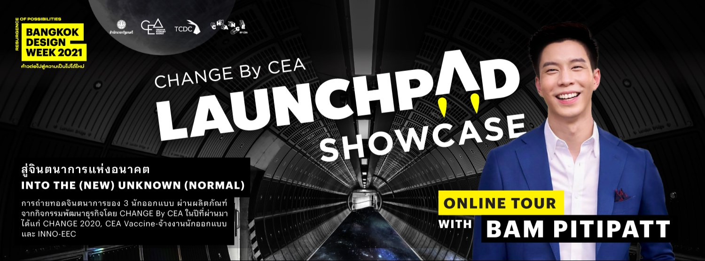 Launchpad Showcase @BKKDW2021 Zipevent