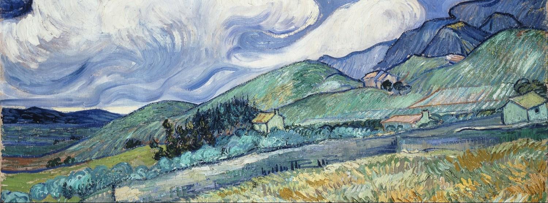 Van Gogh Copy Landscape Painting Class Zipevent